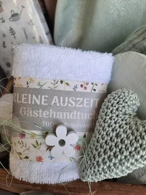 Gäste-Handtuch *kleine Auszeit*