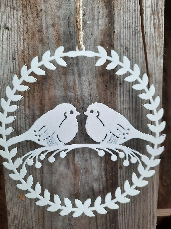 Kränzli mit 2 Vögeli