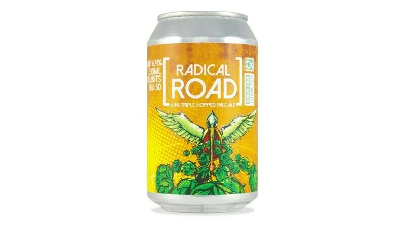 Stewart Brewing - Radical Road x 1 can