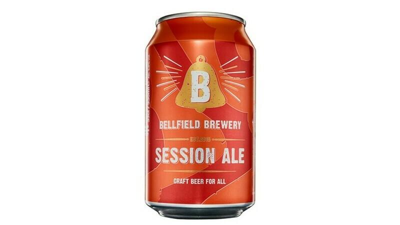 Bellfield - 1 x Session Ale