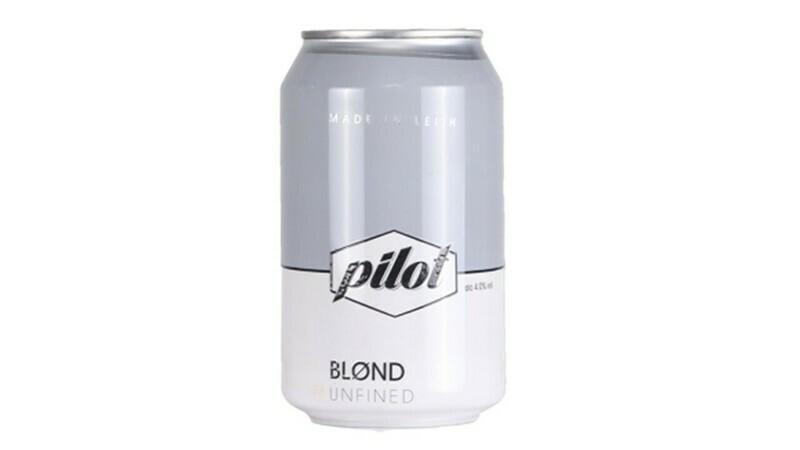Pilot - Blonde x 1 can