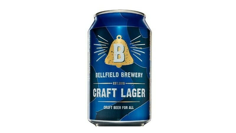 Bellfield - 1 x Craft Lager