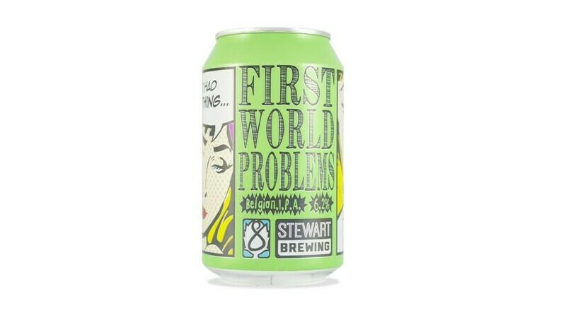 Stewart Brewing - First World Problems x 1 can
