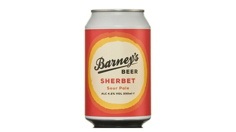 Barney's - 1 x Sherbet Pale