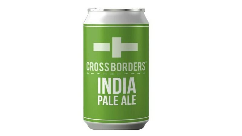 Borders Brewing - IPA x 1 can
