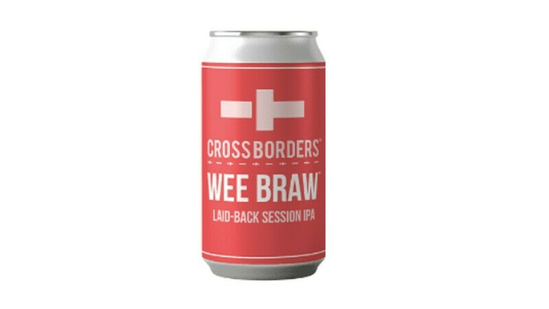 Borders Brewing - Wee Braw x 1 can