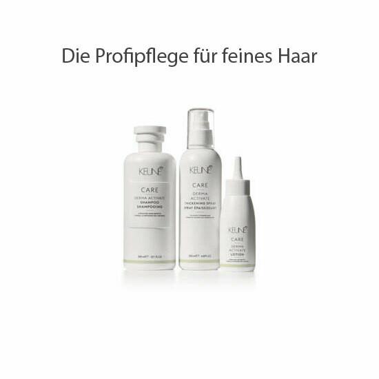 Derma Activation stärkt feines Haar