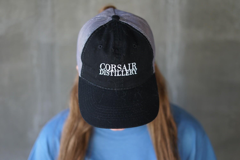 Logo Mesh Hat