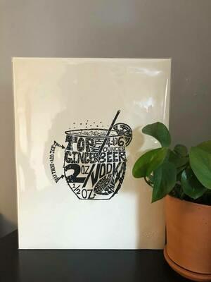 Cocktail Prints