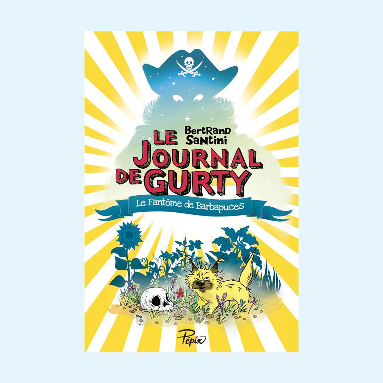 Le journal de Gurty - Le fantôme de Barbapuce