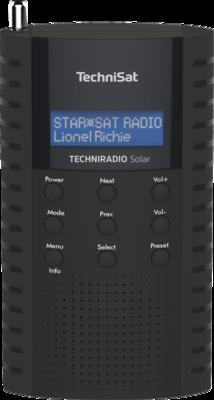 Solar DAB+/ - Technisat Design-Radio Techniradio Solar