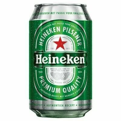 Blikje Heineken (18+)