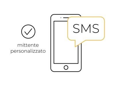 1.000 SMS ALTA QUALITA' MITTENTE PERSONALIZZATO