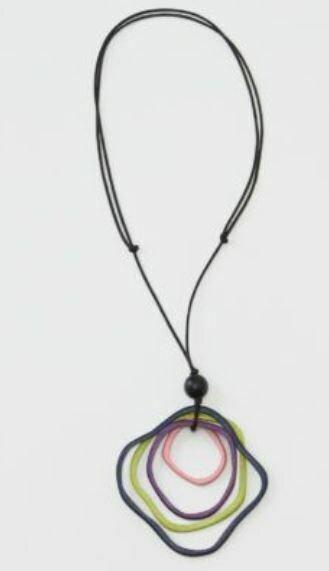 Sylca Multicolor Jolie Necklace
