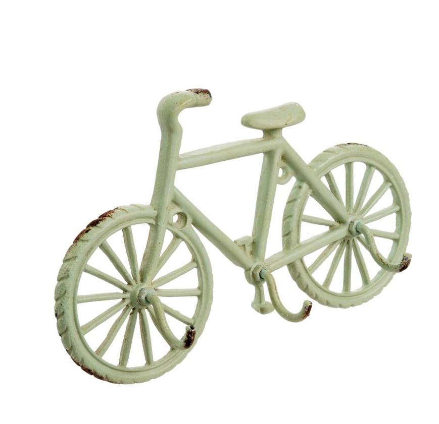 Green Bike Hook