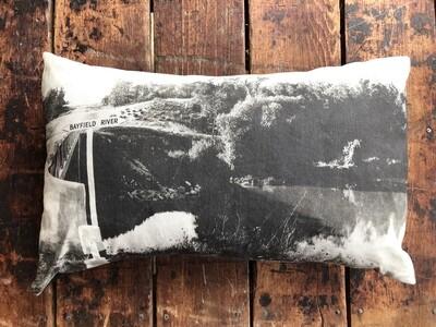 Bayfield River Pillow