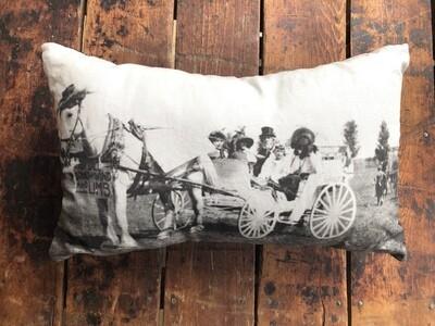 Old Boys Reunion in Clinton Pillow