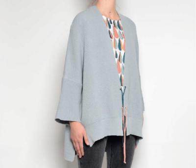 PAN ~ Blue Sweater