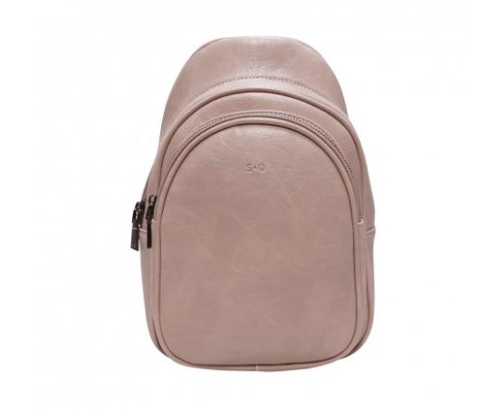SQ ~ Leslie Sling Bag - Petal Pink