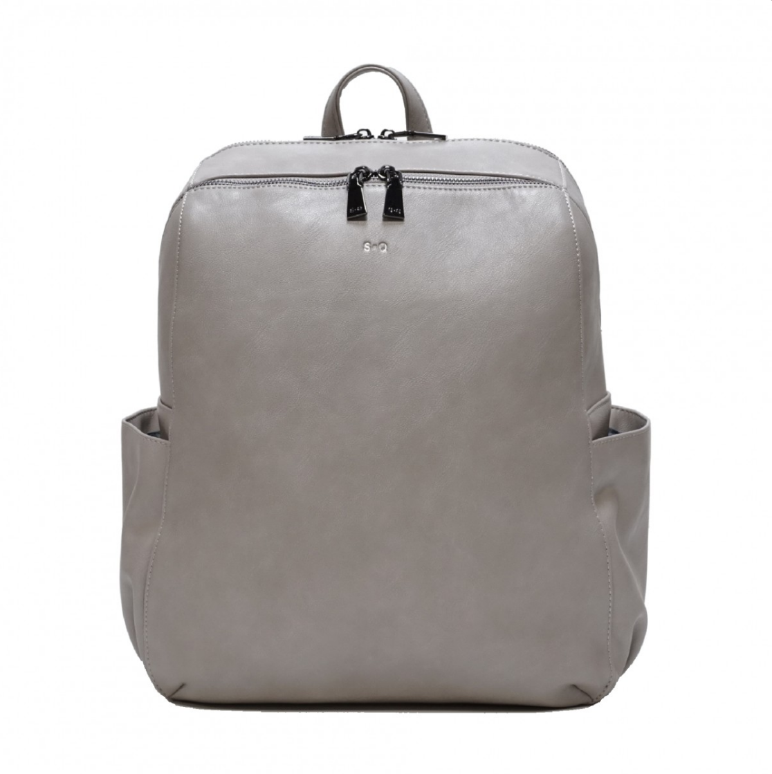 SQ ~ Reese Backpack - Light Grey