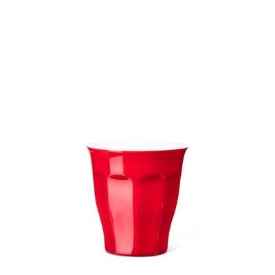 Red Panelled Espresso Tumbler