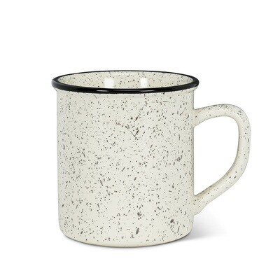 Cottage Life Enamel Look Mug
