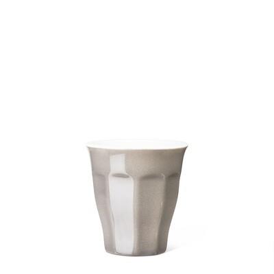 Grey Espresso Panelled Tumbler