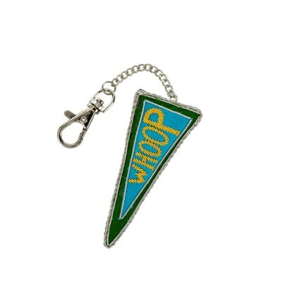 Whoop keychain