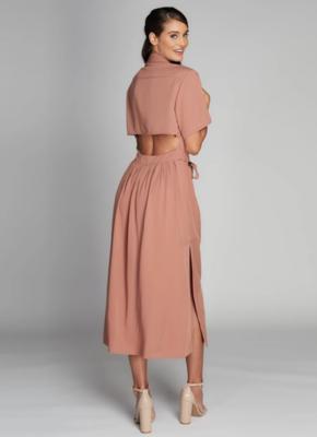 C'est Moi ~ Open Back Dress