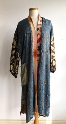 Upcycled Sari Robe ~ Jenny