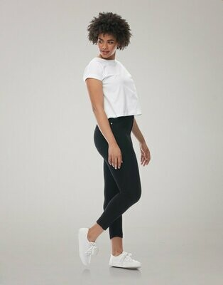 Yoga Jeans ~ Rachel Skinny Jeans / Black Silence