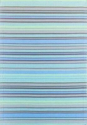 Mad Mat ~ Stripes 5 X 8