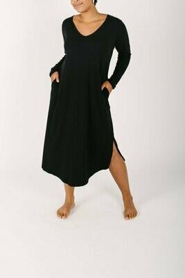 Smash & Tess ~ The Friday Dress ~ Midnight Black