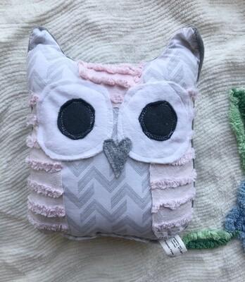 Moxie & Zab ~ Emily the Owl