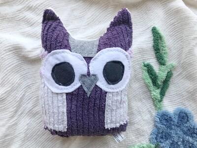 Moxie & Zab ~ Harper the Owl