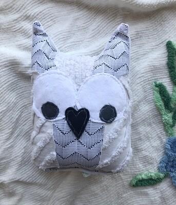 Moxie & Zab ~ Tommy the Owl