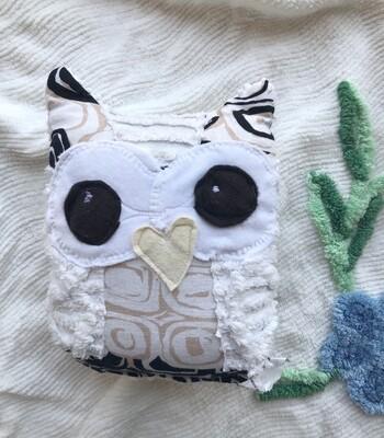Moxie & Zab ~ Jerome the Owl