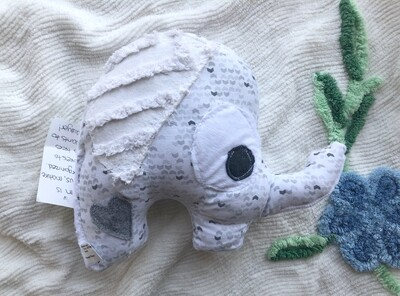 Moxie & Zab ~ Kevin the Elephant