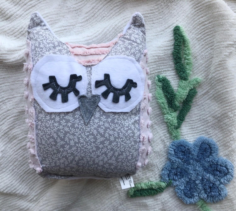 Moxie & Zab ~ Ainsley the Owl
