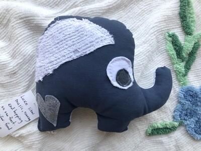 Moxie & Zab - Luke the Elephant