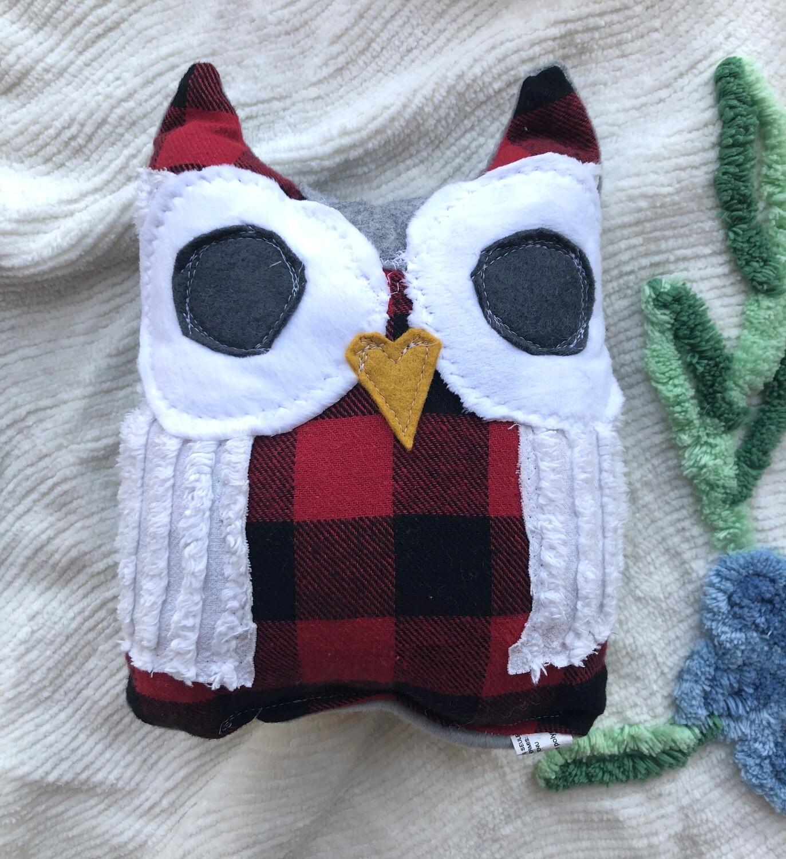 Moxie & Zab ~ Harry the Owl