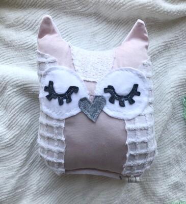 Moxie & Zab ~ Allie the Owl