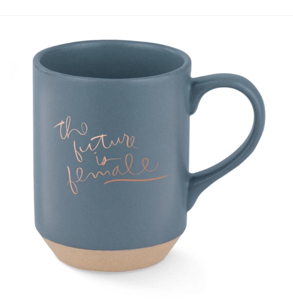 The Future is Female Mug