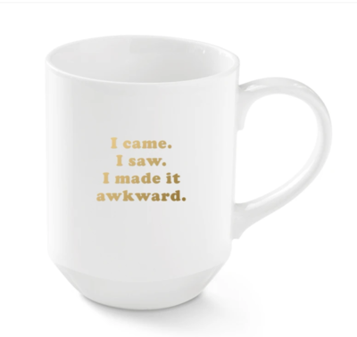 Made It Awkward Mug