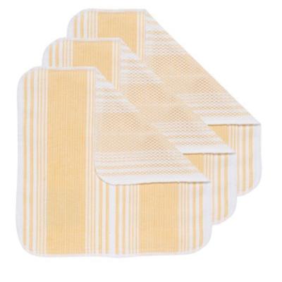 Yellow Scrub-It Dishcloths