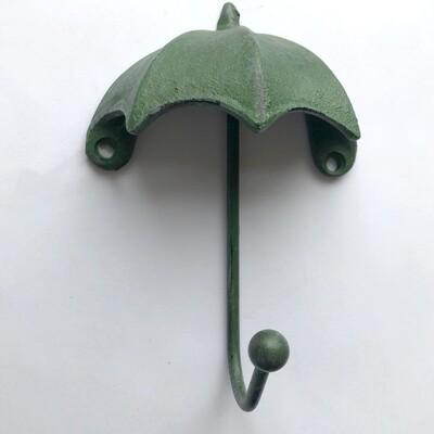 Green Umbrella Hook