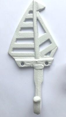 White Sailboat Hook