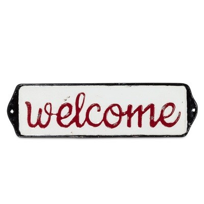 """Small """"Welcome"""" Sign"""