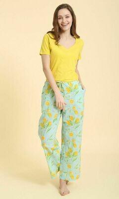 PJ Pants-in-a-Bag ~ Lemons