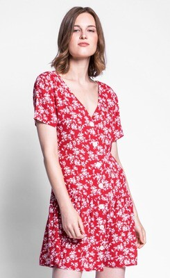 Pink Martini ~ The Phoebe Dress - Red